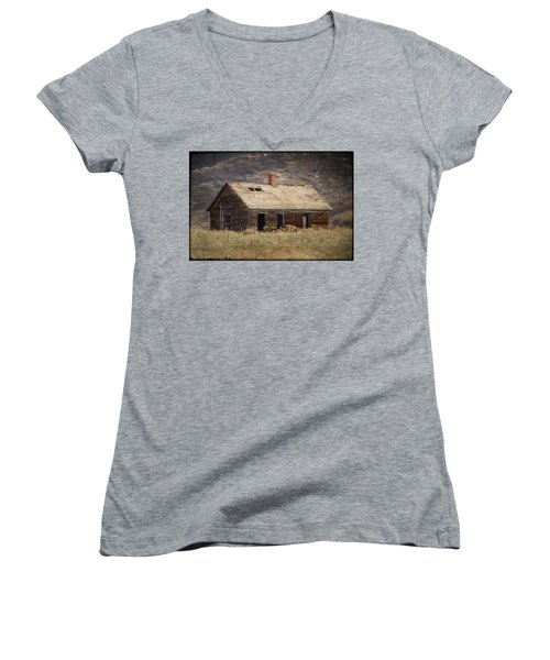 What's Your Story Old House? Women's V-Neck