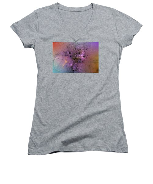 When Love Finds You Women's V-Neck