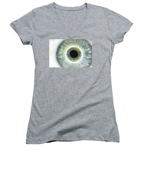 When You Never See The Light Women's V-Neck