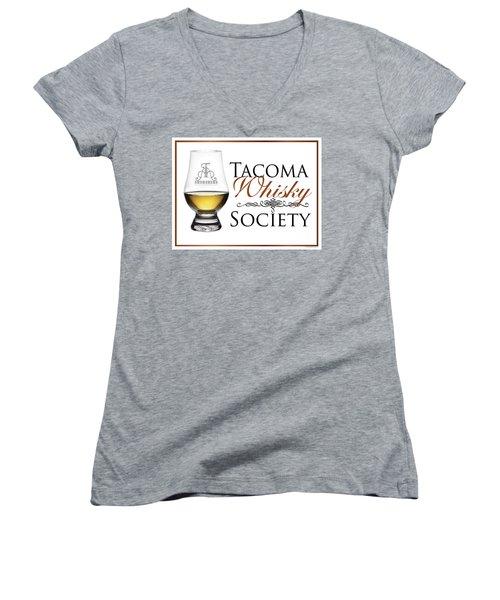 Whisky Women's V-Neck T-Shirt