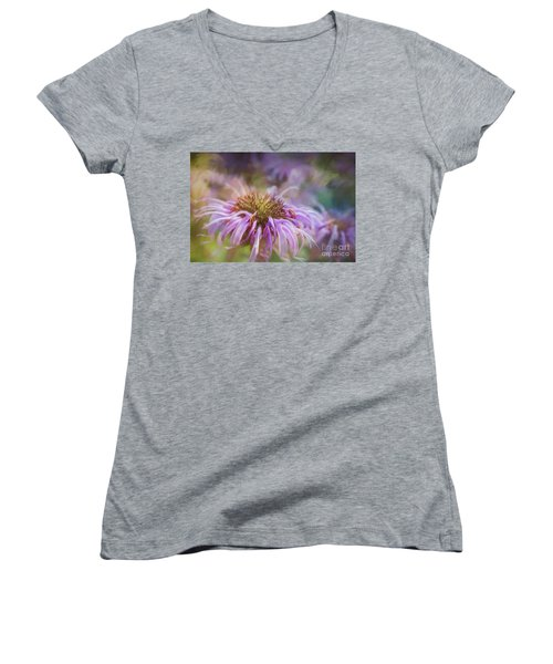 Wild Bergamot Women's V-Neck (Athletic Fit)