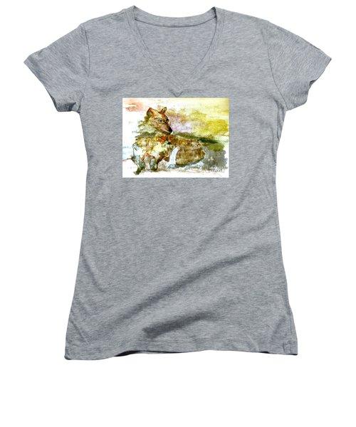 Wild Country Wolf Women's V-Neck