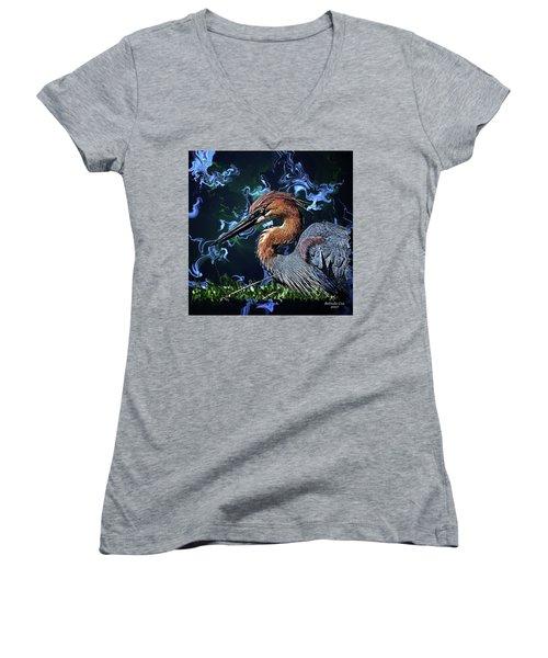 Wild Goliath Herona Women's V-Neck