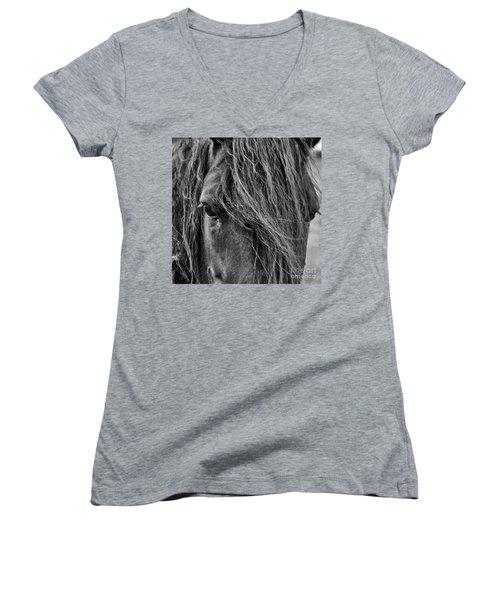 Wildling Women's V-Neck T-Shirt