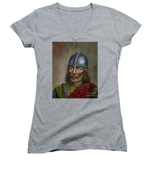 William Wallace Women's V-Neck T-Shirt