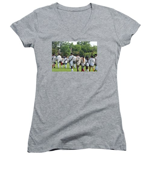 Williamsburg Women's V-Neck