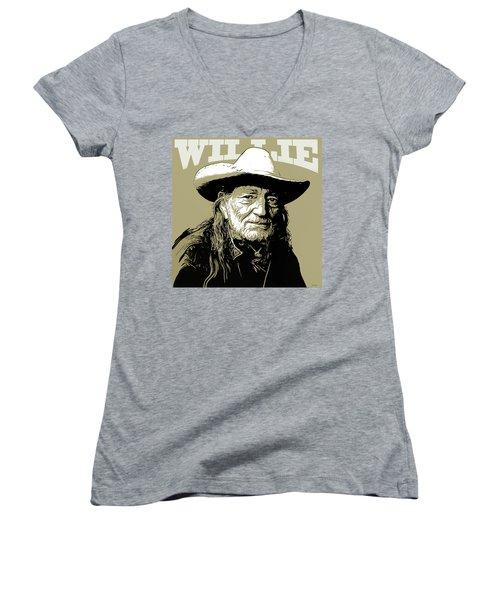 Willie Women's V-Neck