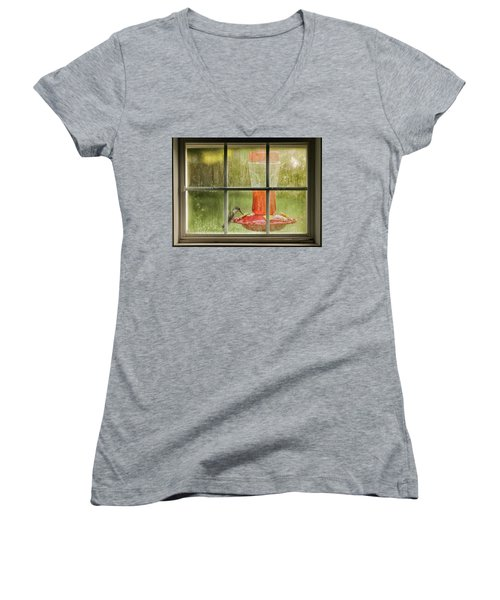 Window Sweet Women's V-Neck (Athletic Fit)