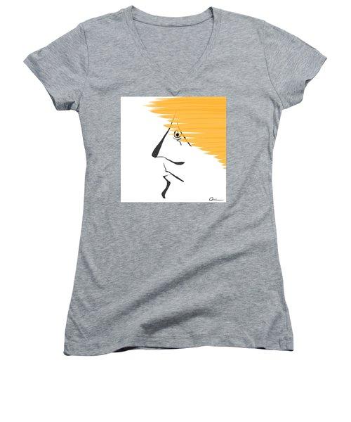 Windy Women's V-Neck T-Shirt