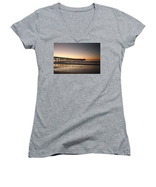 Winter Dawn Women's V-Neck