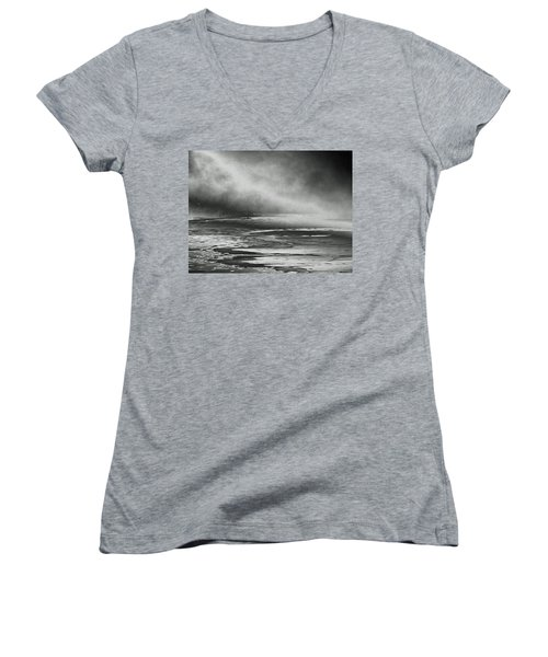 Winter's Song Women's V-Neck (Athletic Fit)