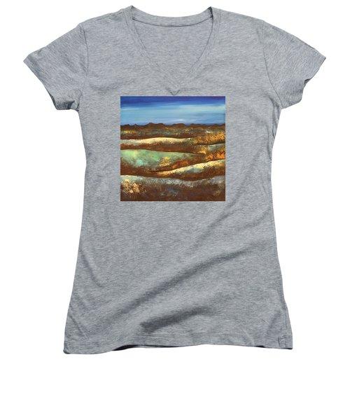 Wishful Thinking Women's V-Neck T-Shirt
