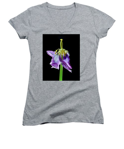 Withering Beauty Women's V-Neck