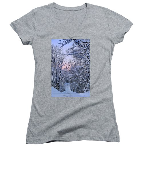 Wonderland Road Women's V-Neck