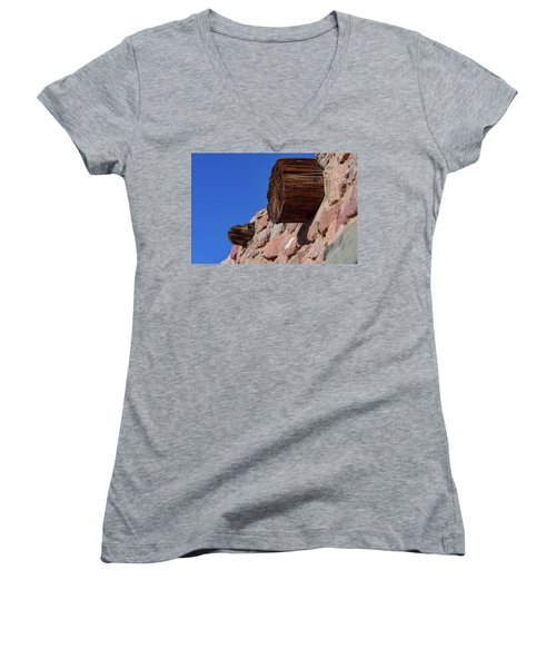 Wood And Stone Women's V-Neck