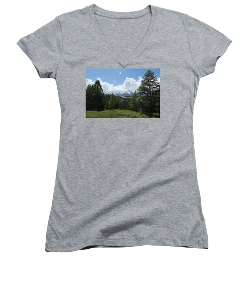 Wyoming 6500 Women's V-Neck