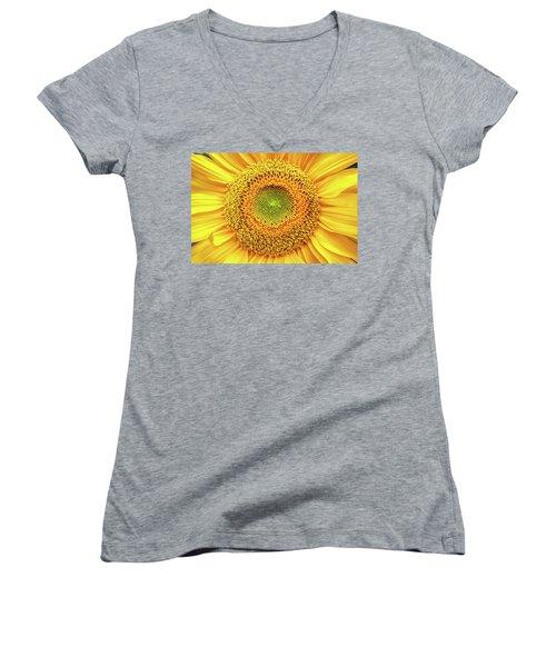 Yellow Eye Women's V-Neck
