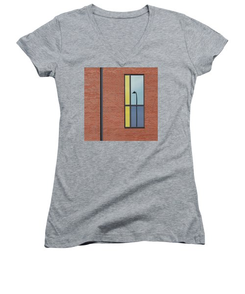 Yorkshire Windows 4 Women's V-Neck