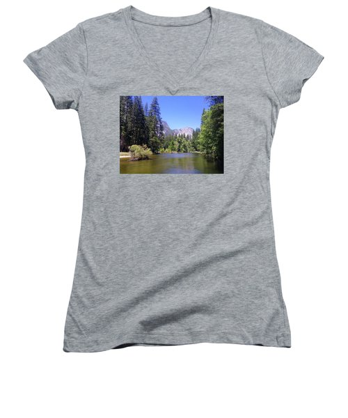 Yosemite Lifestyle Women's V-Neck