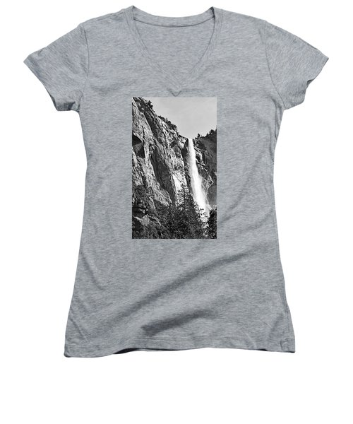 Yosemite No. 611-2 Women's V-Neck T-Shirt