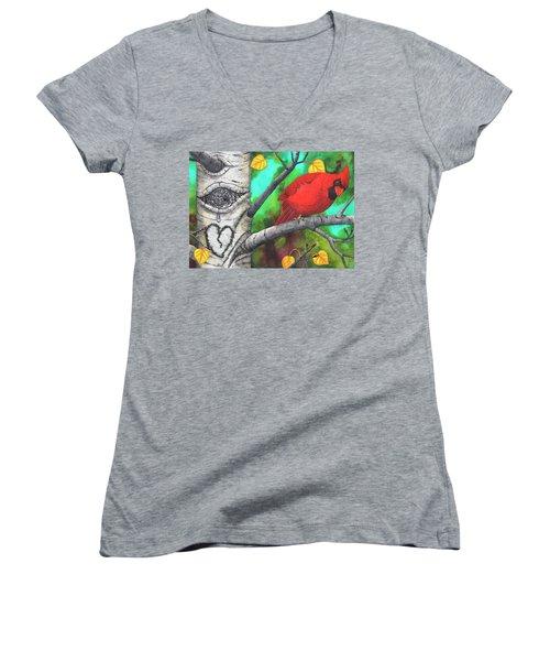 You, Ok? Women's V-Neck T-Shirt