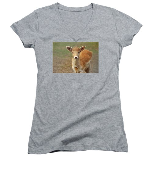Young And Sweet Women's V-Neck (Athletic Fit)