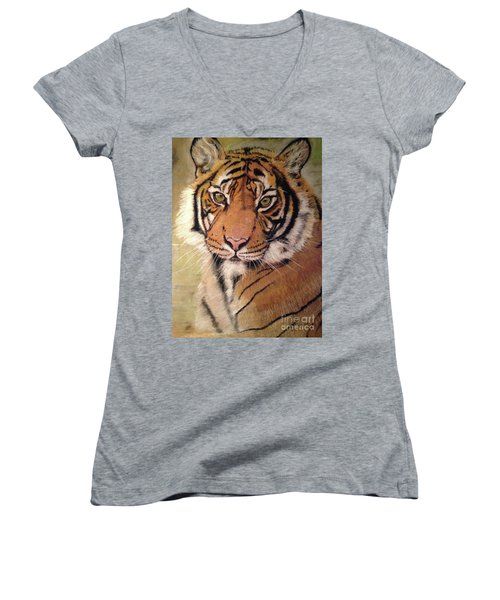Your Majesty Women's V-Neck
