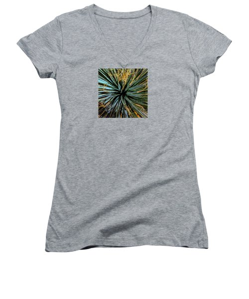 Yucca Yucca Women's V-Neck (Athletic Fit)