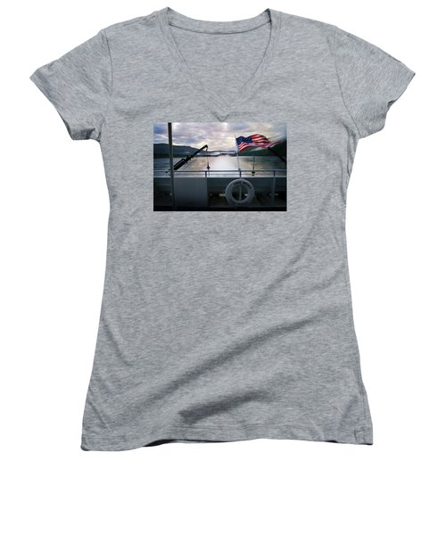 Yukon Queen Women's V-Neck