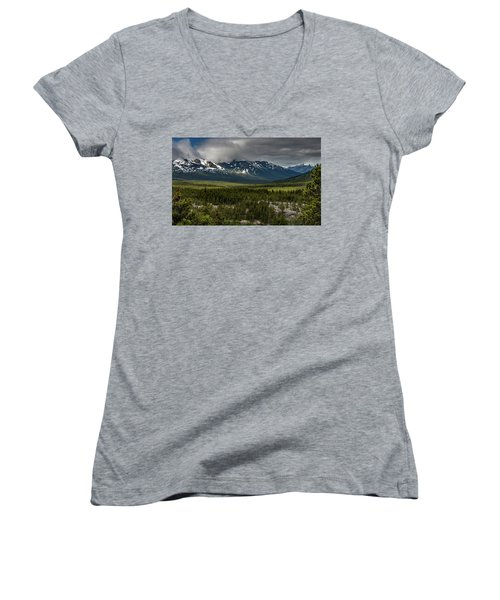 Yukon Wilderness Women's V-Neck