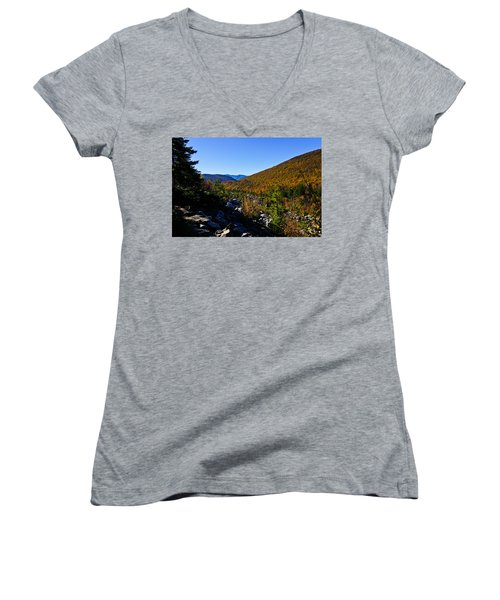 Zealand Notch Women's V-Neck