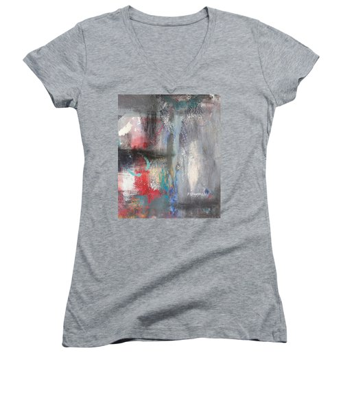 Out Of Sorts Women's V-Neck