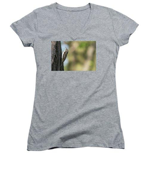 Treecreeper Women's V-Neck