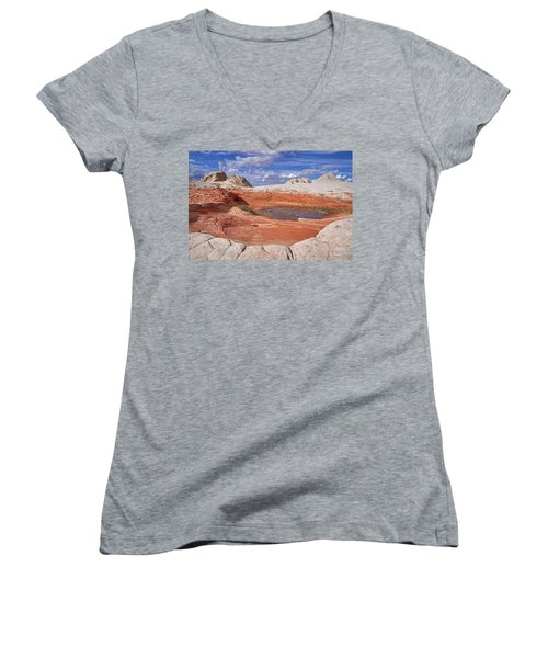 A Strange World Women's V-Neck