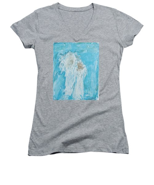 Angles Of Dreams Women's V-Neck
