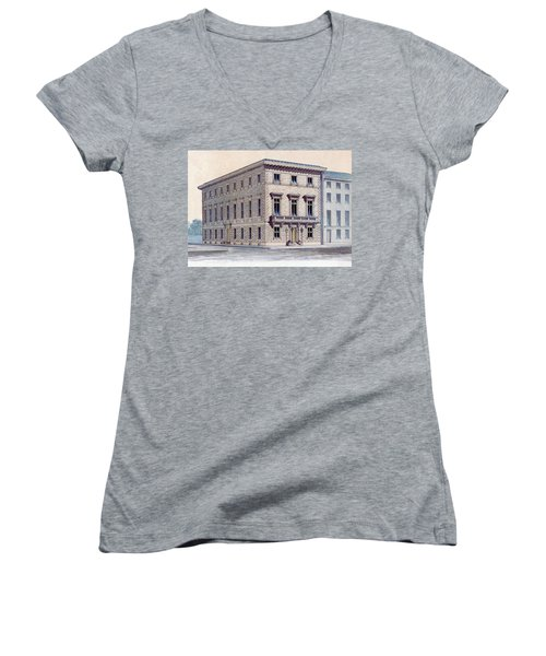 Athenaeum Perspective Women's V-Neck