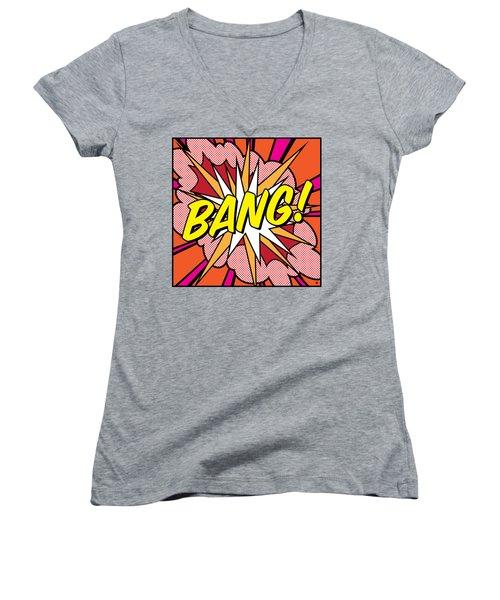Bang Women's V-Neck
