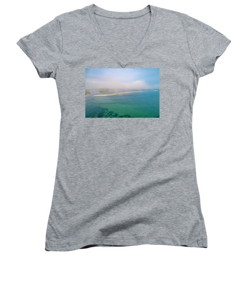 Beach Dream Women's V-Neck