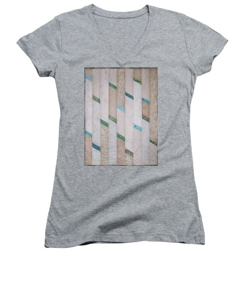 Beach Glass Women's V-Neck