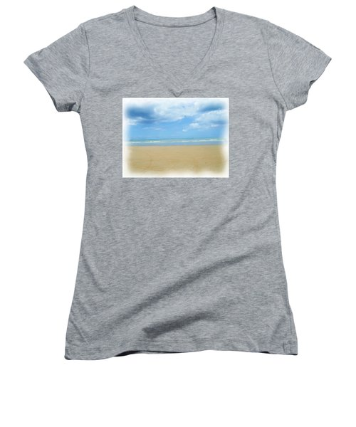 Beach Women's V-Neck
