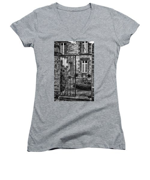 Behind The Walls Women's V-Neck