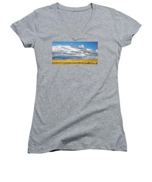 Big Sky Montana Women's V-Neck