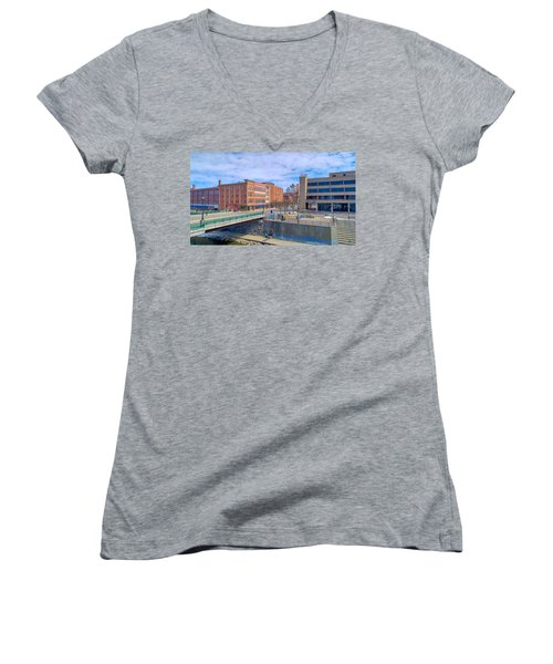 Binghamton Art Women's V-Neck