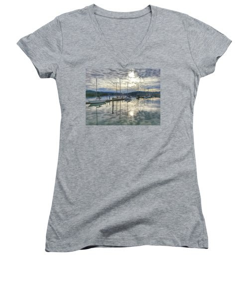 Boardwalk Bliss Women's V-Neck