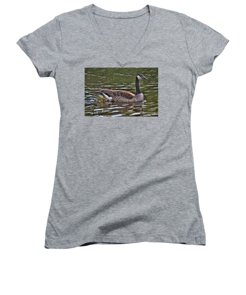 By Your Side Women's V-Neck