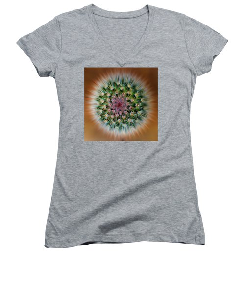 Cactus Cooler Women's V-Neck