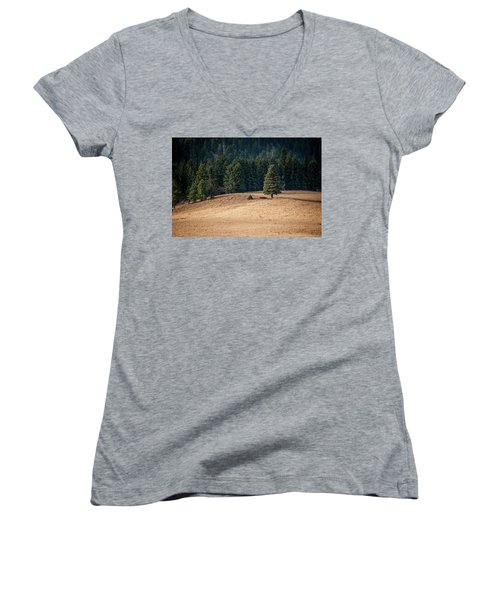 Caldera Edge Women's V-Neck