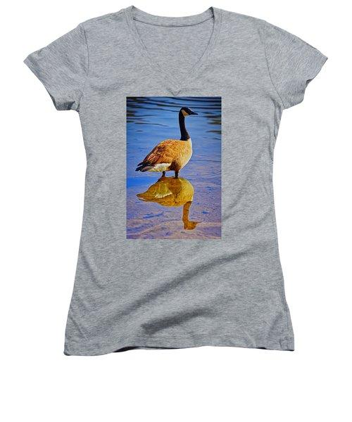 Canadian Goose Women's V-Neck
