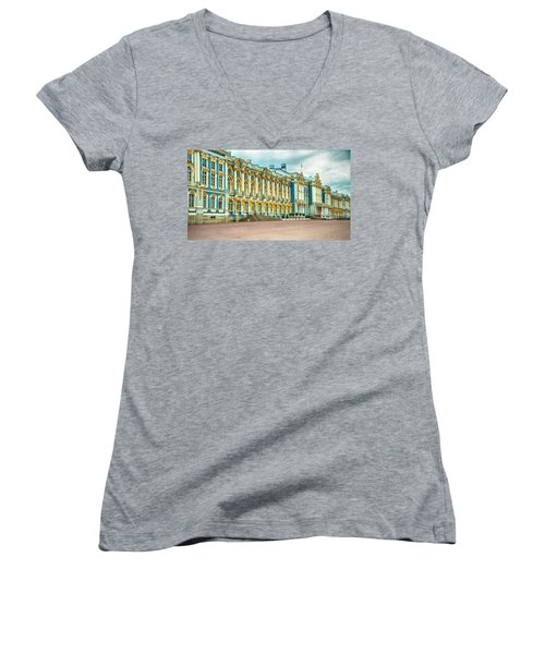 Catherine Palace Women's V-Neck