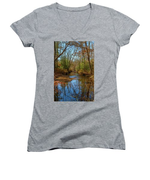 Clear Path Women's V-Neck